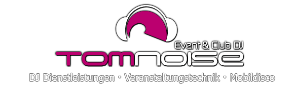 TomNoise - Event & Club DJ