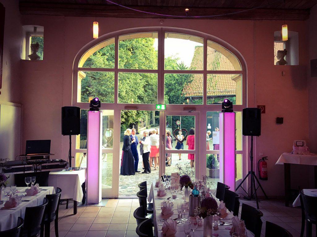 DJ Technik Hochzeit in Bielefeld